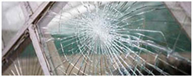 Salford Smashed Glass